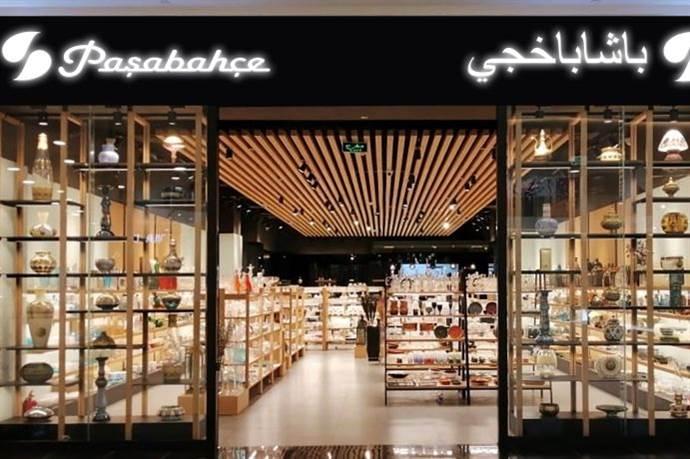 Paşabahçe Riyadh Park AVM mağazasını hizmete açtı