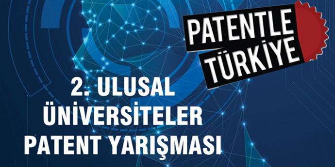 Üniversiteler Patent Yarışmasına başvurular başladı