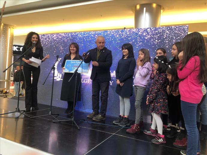 Pozitif Günler Türkiye Ödül Töreni CarrefourSA Bursa'da gerçekleşti