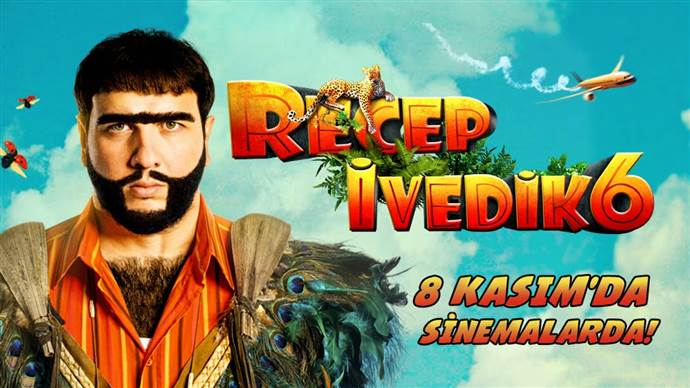 Recep İvedik 6 filminin fragmanı yayınlandı