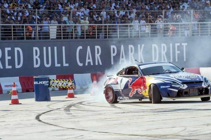 Red Bull Car Park Drift Dünya Finali 1 Eylül'de