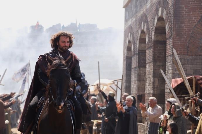 Netflix yapımı Rise of Empires: Ottoman'dan ilk fragman yayınlandı