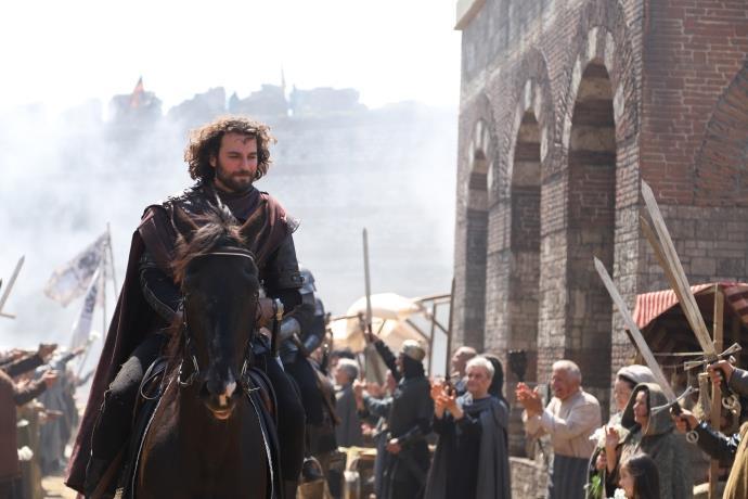 Tuba Büyüküstün'lü Netflix yapımı Rise of Empires: Ottoman'ın yayın tarihi belli oldu