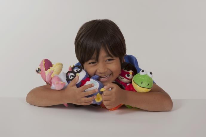 YouTube'un en çok kazananı 8 yaşındaki Ryan Kaji oldu! İşte kazandığı çılgın rakam...