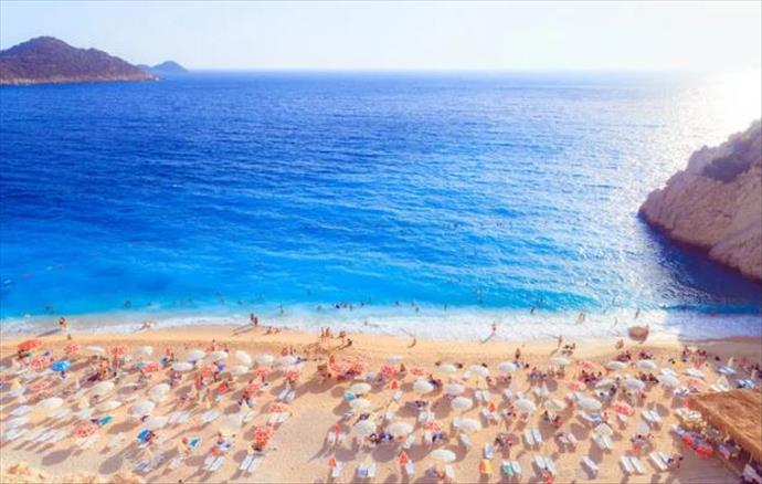 Korono virüse tedbir amaçlı bu sahiller kapalı