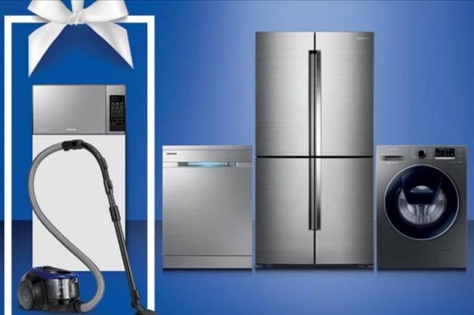 Samsung'dan hediyeli beyaz eşya kampanyası