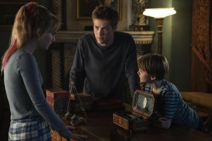Netflix, Locke & Key dizisinin 2. sezonunu onayladı!