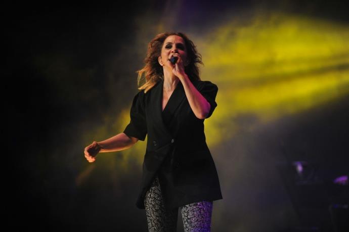 Kanyon Büyük Yılbaşı Konseri'nde Sertab Erener sahne alacak!