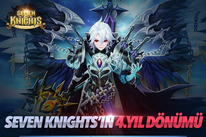 Seven Knights oyunu 4. yılını kutluyor