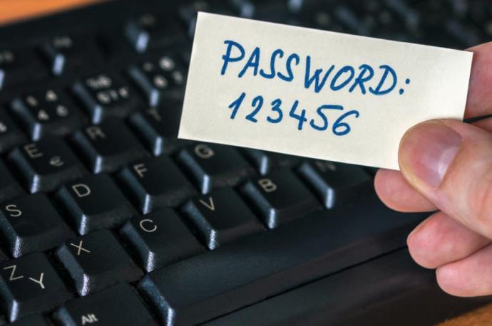 2019'un en kötü 30 şifresi belli oldu