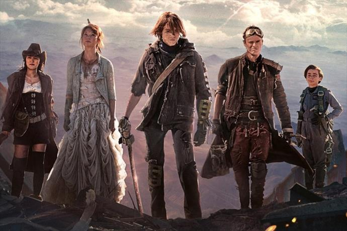 Skyark Savaşı (Battle for Skyark) filminin konusu nedir?