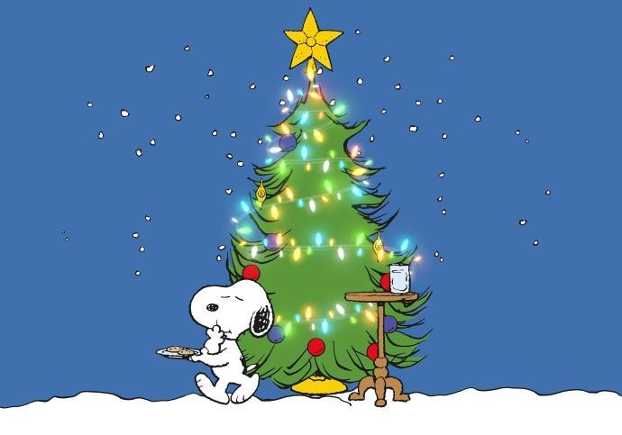 Maltepe Park'ta Snoopy ile yılbaşı macerası!