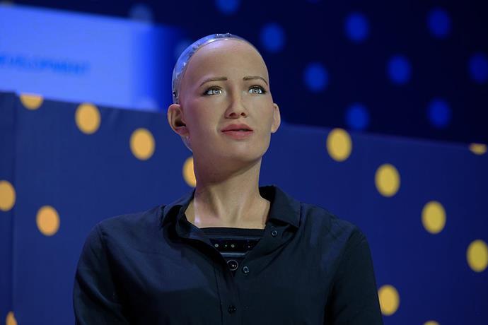 İnsansı Robot Sophia, Türkiye'ye geliyor