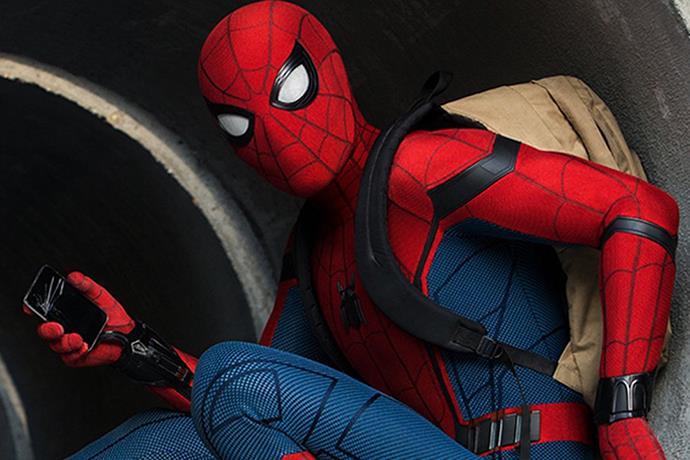 Yeni Örümcek Adam filminin ismi 'Spider-Man: Serenity Now'