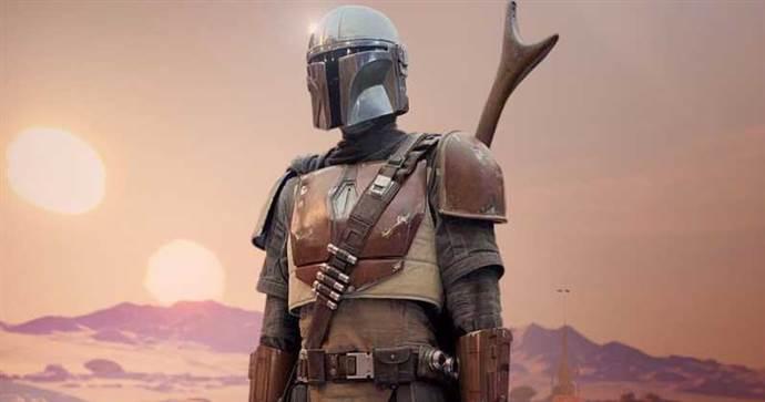 100 Milyon Dolarlık dizi Star Wars: The Mandalorian