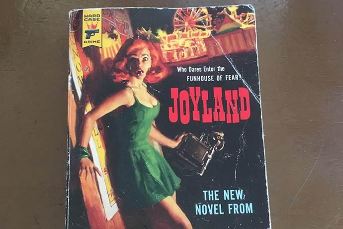 Stephen King romanı Joyland'ın dizisi çekilecek