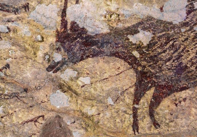 Dünyanın en eski sanat eseri belirlendi