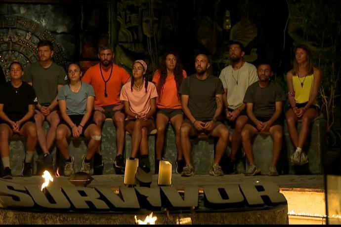 Survivor Ünlüler'de bir kişi daha yarışmaya veda etti