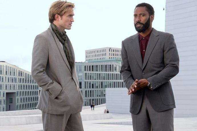 Yeni Christopher Nolan filmi 'Tenet'ten ilk görüntüler geldi!