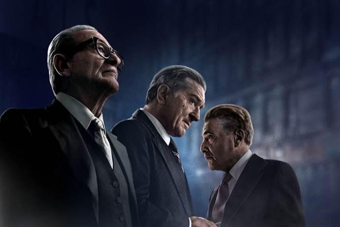 Netflix yapımı The Irishman, Yılın En İyi Filmi seçildi