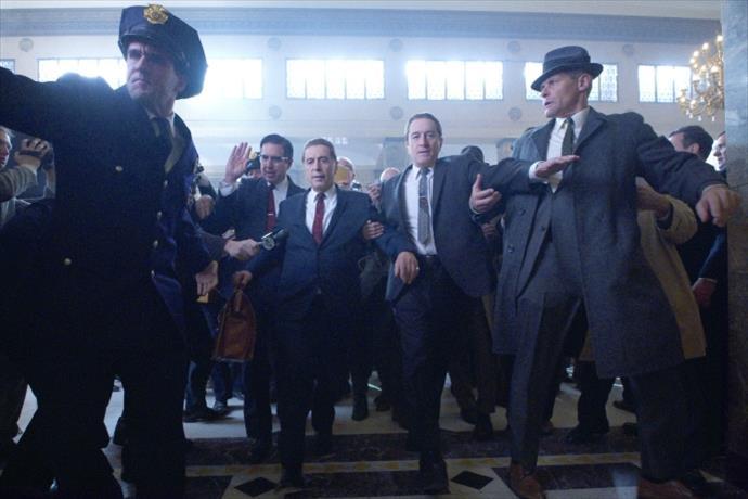 Martin Scorsese 'The Irishman' filminde neden Netflix'le çalıştığını itiraf etti