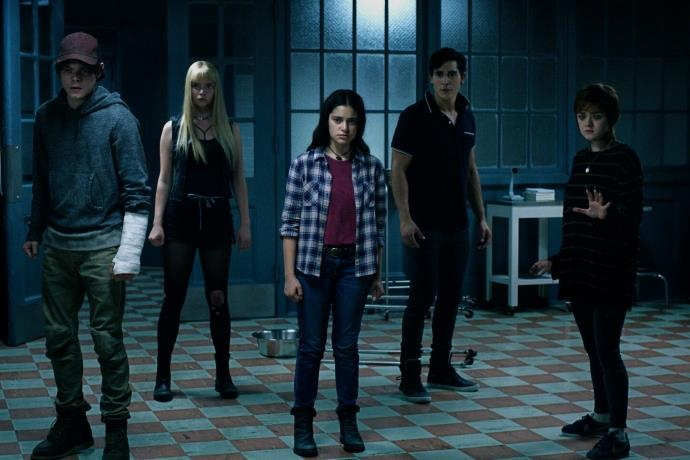'The New Mutants' filminden yeni fragman geldi