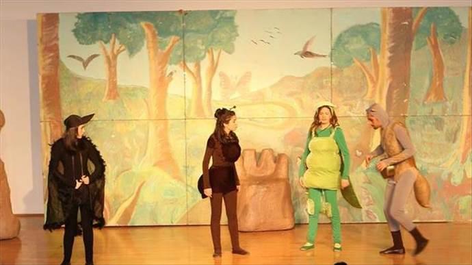 Bosch Çevre Çocuk Tiyatrosu, Manisalı çocuklarla buluşacak