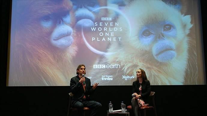 'Yedi Dünya, Bir Gezegen' 15 Kasım'da yayınlanacak