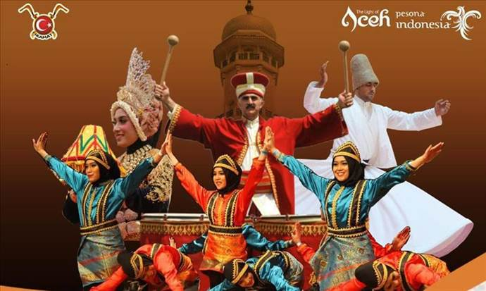 Endonezya Kültür ve Tarih Festivali başlıyor