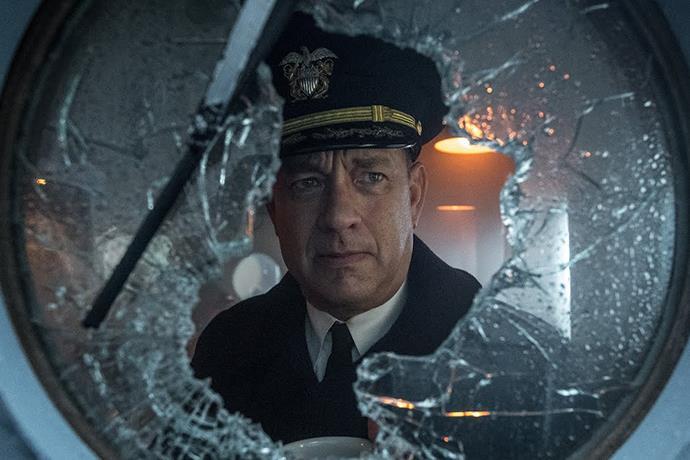 Tom Hanks'li savaş filmi Greyhound'un fragmanı yayınlandı
