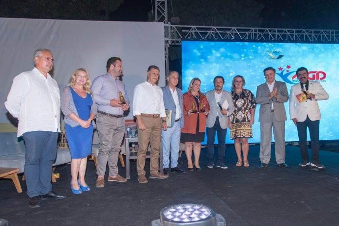 Bodrum Türk Filmleri Haftası Ödülleri verildi