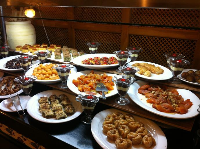 Türk mutfağı dünyada üçüncü sırada