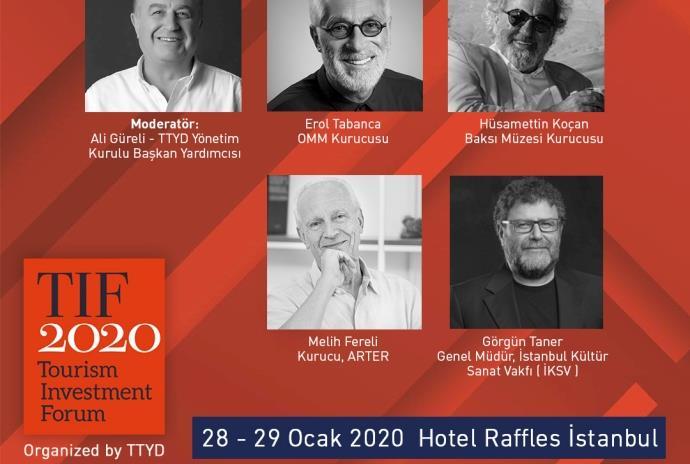 Turizm Yatırımcıları Forumu 28-29 Ocak'ta gerçekleşecek