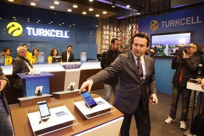Turkcell'den artık telefon kiralanabiliyor