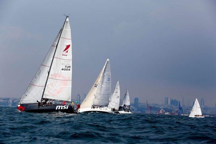 Deniz Kızı Ulusal Kadın Yelken Kupası Woman TV'de yayınlanacak