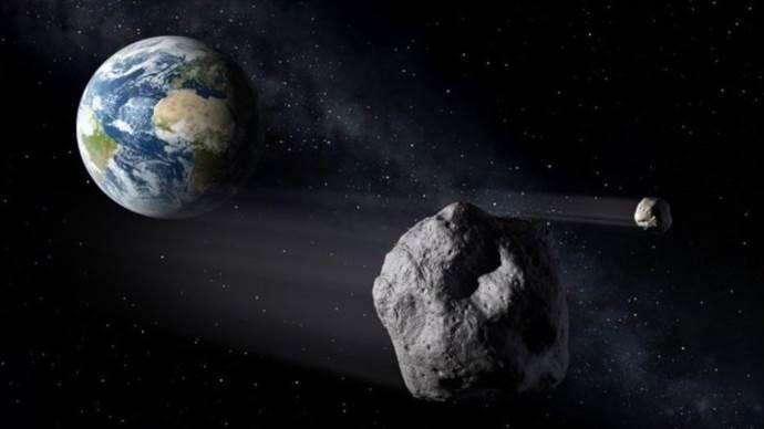 650 metrelik asteroit, Dünya'nın yakınından geçecek