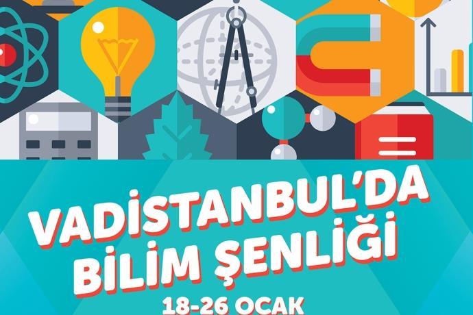 Vadistanbul'dan sömestirda Bilim Şenliği ve Kuzucuk etkinliği