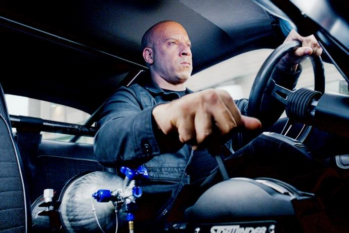 Vin Diesel'den Hızlı ve Öfkeli 9 açıklaması