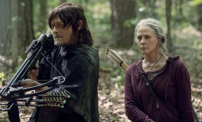 The Walking Dead setinde ölen dublörün ailesine 51 milyon TL tazminat
