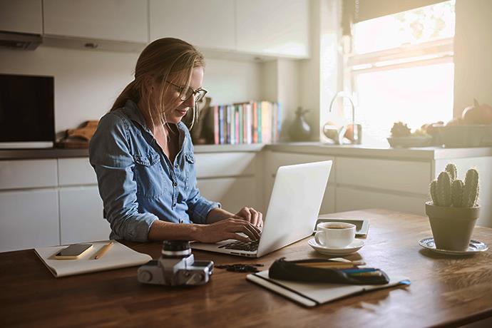 Evden nasıl verimli çalışılır?