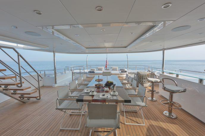 Denizde Çevreci Lüks Yaşam markası Bilgin Yacht