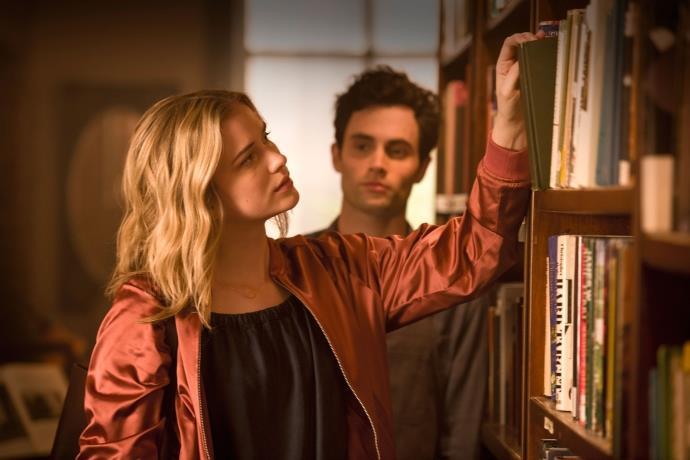 'You' dizisinin 2. sezonu Netflix'te yayınlandı