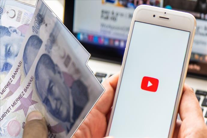 YouTube'dan para kazananlar da vergi ödeyecek