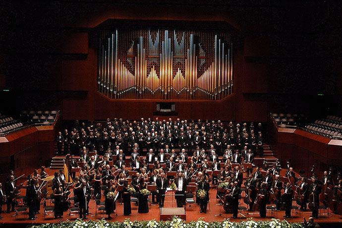 Zorlu PSM'den yeni yıl konseri