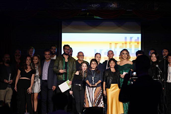 !f İstanbul'un en iyi filmleri ödüllendirildi