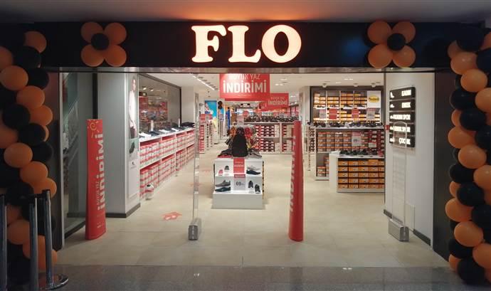 Palerium AVM'de FLO mağazası açıldı