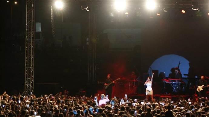 Akbatı AVM 8. yaşını Festivali ile kutladı