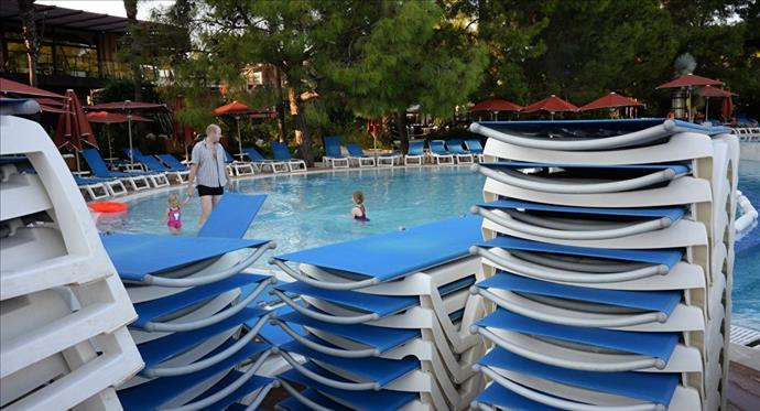 Antalya'ya gelen 15 milyon turistten 5.6 milyonu Rus