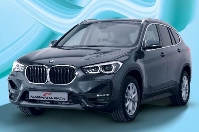 Marmara Park yılbaşında BMW X1 sDrive hediye edecek