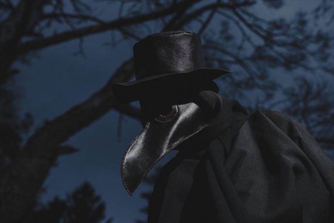Veba doktorları neden gagalı maskeler takıyorlardı?